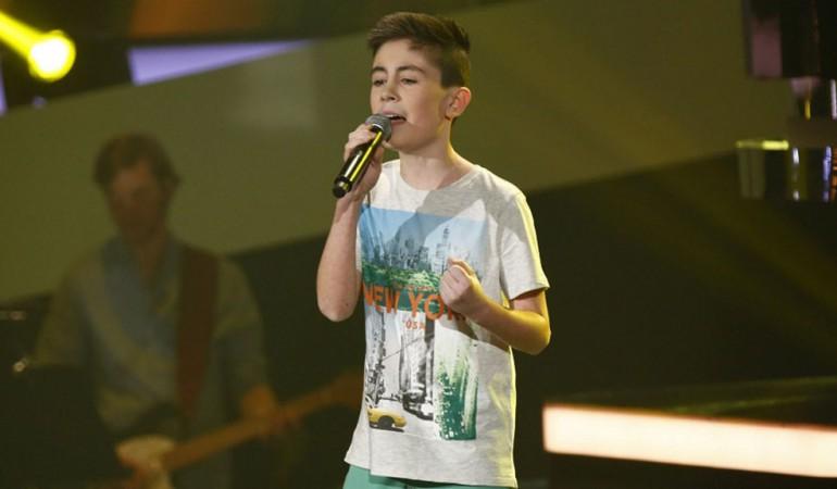 Joel, der Justin Bieber aus Köln
