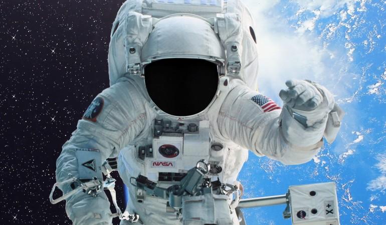 Kleine Astronauten