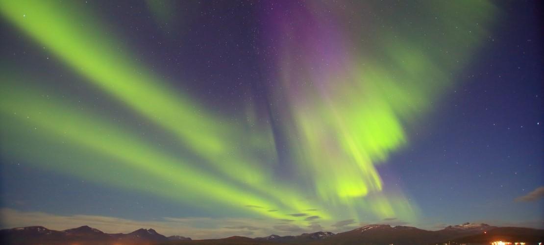 Was ist ein Nordlicht?