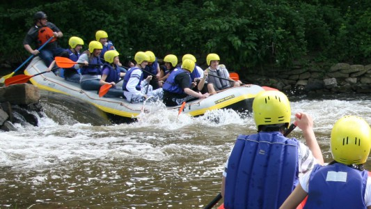 River-Rafting in NRW