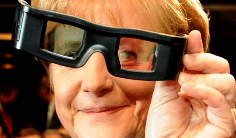 Happy Birthday, Angela Merkel!