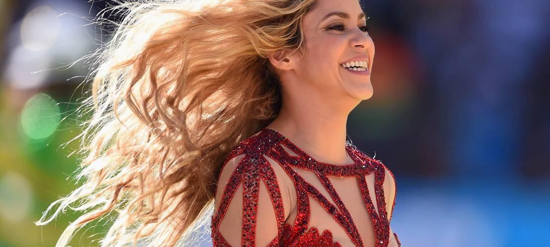Shakira, Facebook-Star