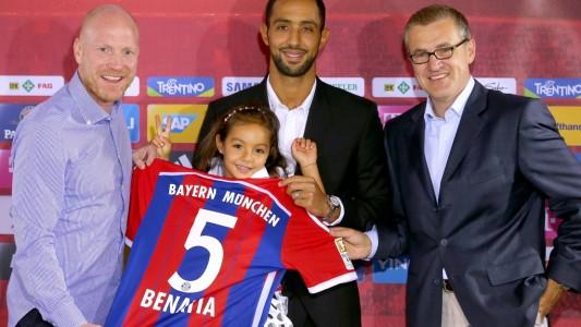 Neuer FC Bayern-Spieler
