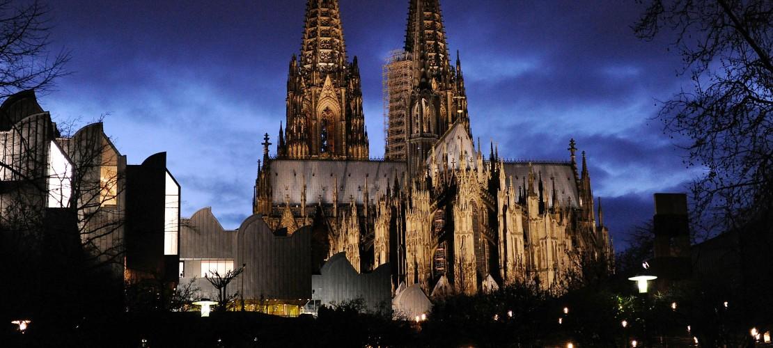 Geheimnisse über den Kölner Dom