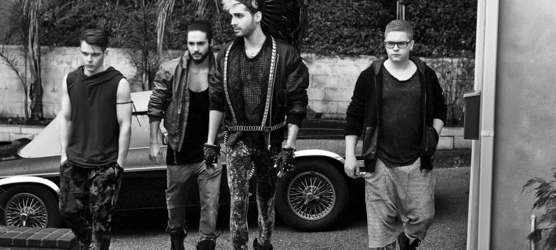 Tokio Hotel sind wieder da!