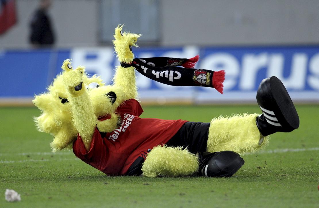 Leverkusen Maskottchen