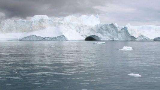 Wie entsteht ein Eisberg?