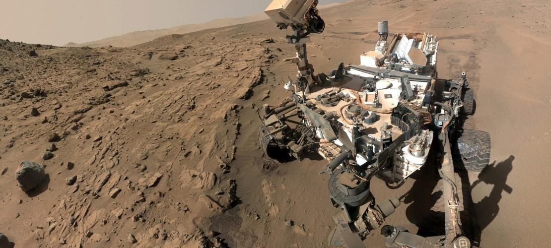 Was macht Curiosity?