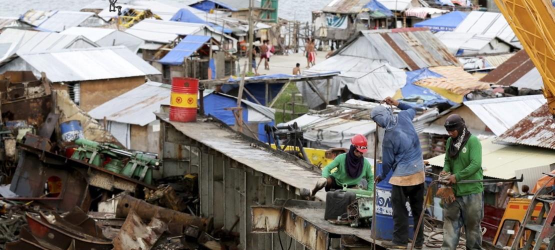 Ein Jahr nach Haiyan
