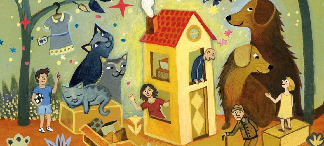Buch-Tipp: Im Geschichten-Haus