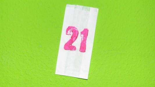 Einundzwanzigstes Türchen