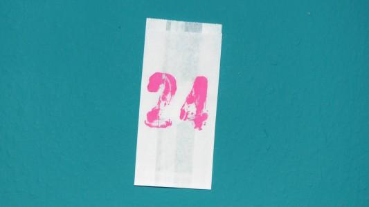 Vierundzwanzigstes Türchen