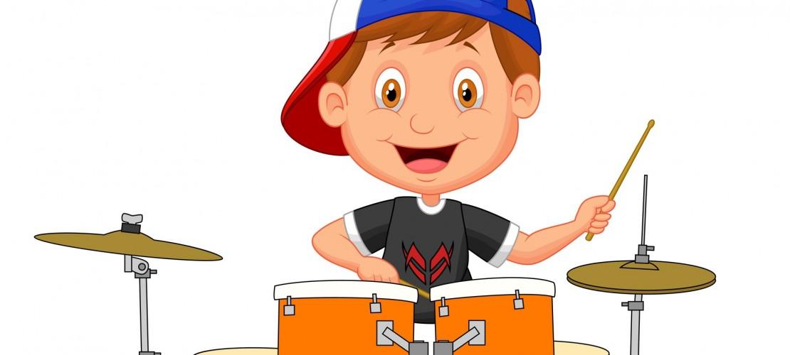 Den Rhytmus vorgeben – Schlagzeug lernen