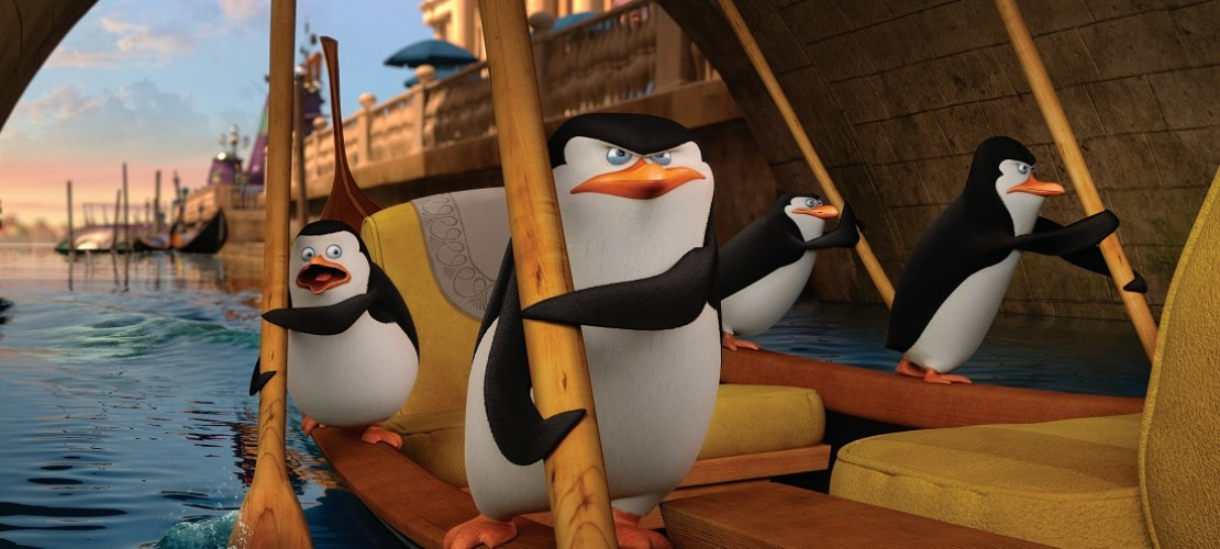 Kinotipp: Solo der Pinguine