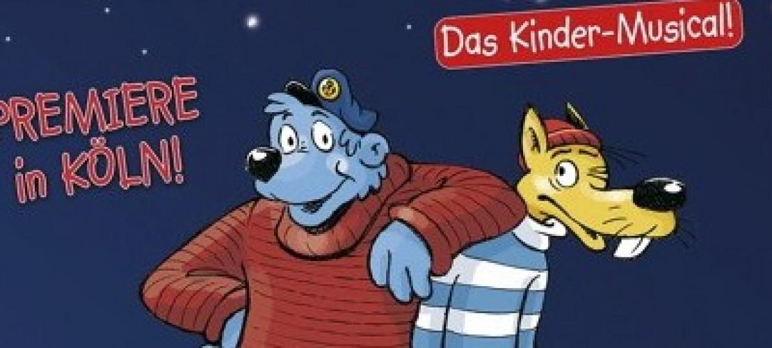 Käpt'n Blaubär-Musical