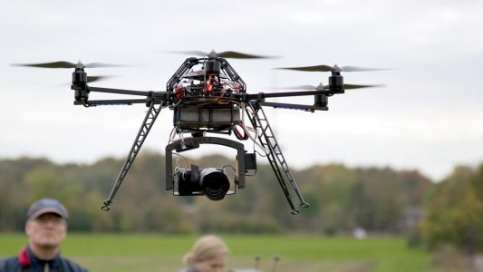 Warum gibt es Stress um Drohnen?
