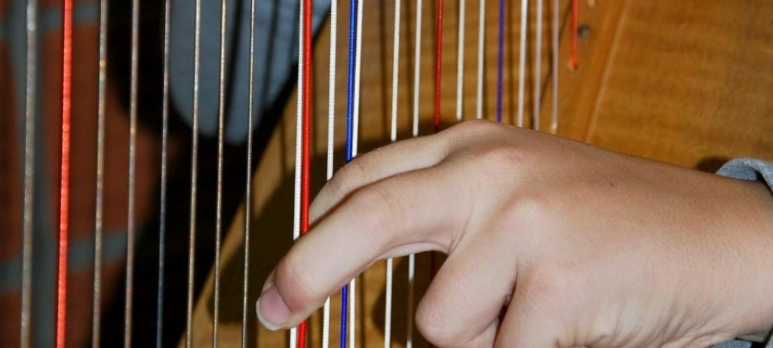 Was ist eine Harfe?