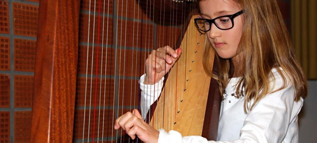 Das Instrument der Engel