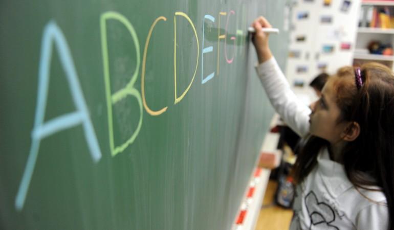 Für Lehrer: Duda in der Schule