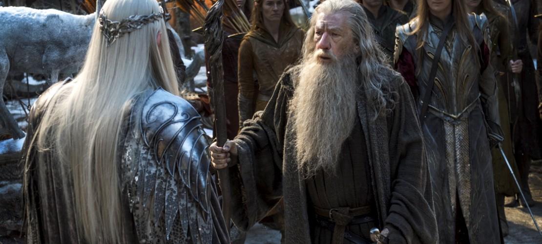 Im Kino: Der Hobbit Teil 3