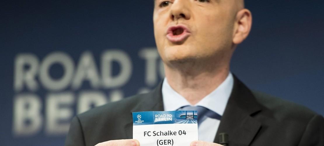 Schalke mus gegen Madrid ran