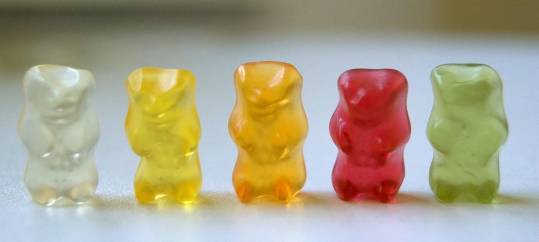 Bunte Bären für 2015