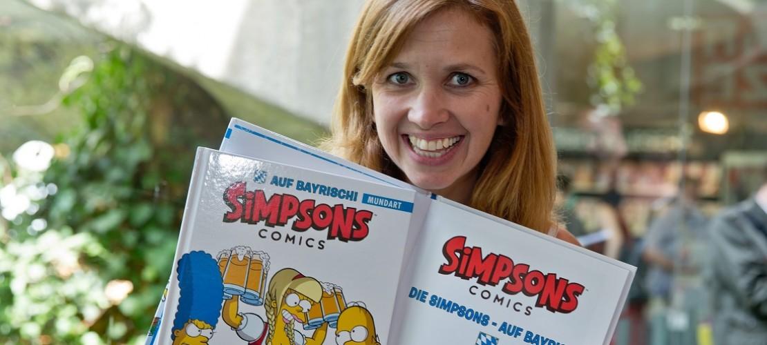 Die Stimme von Lisa Simpson