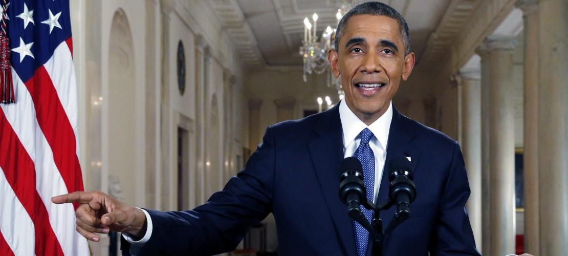 Obamas große Ohren
