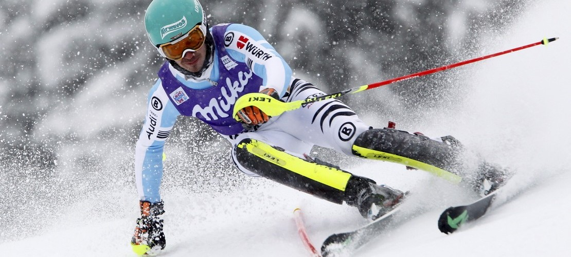 Er holt hoffentlich eine Medaille: Felix Neureuther. (Foto: Getty)