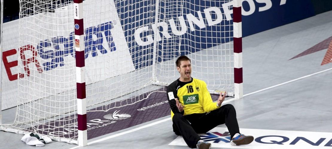 Deutsche Handballmannschaft ist im Viertelfinale