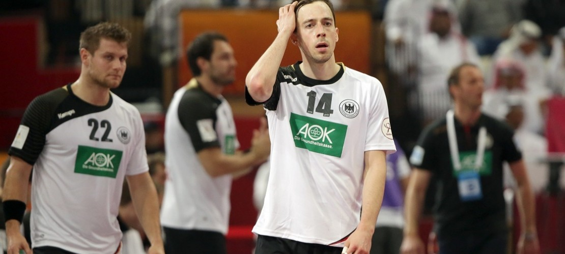 Die deutschen Handballer haben im Viertelfinale der WM verloren. Trotzdem geht es für sie noch weiter. (Foto: dpa)