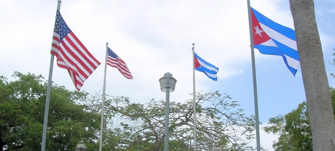 USA und Kuba haben eine schwierige Beziehung