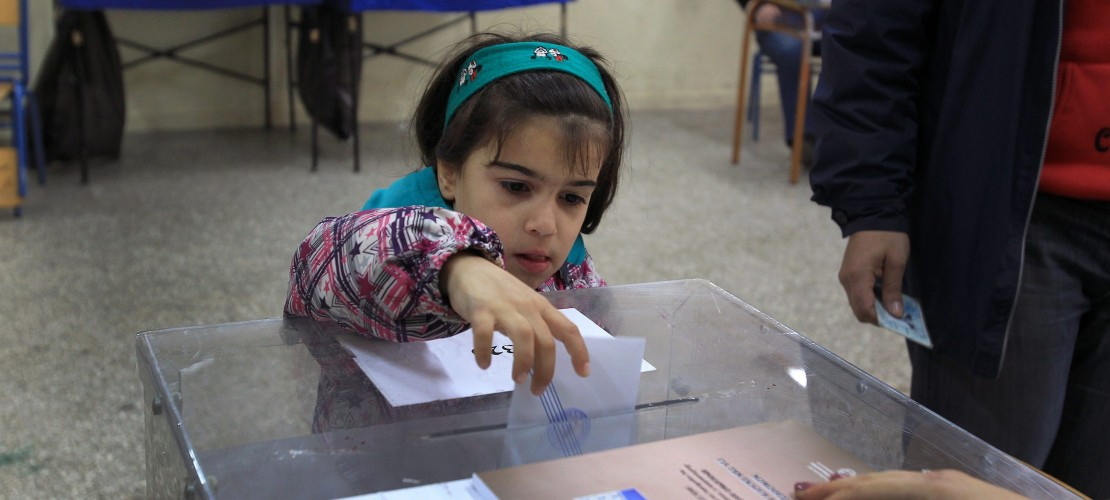 In Griechenland wurde ein neues Parlament gewählt