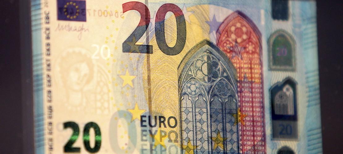 Darum gibt es einen neuen 20-Euro-Schein