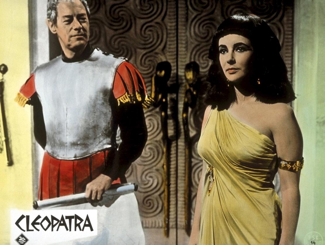 Elizabeth Taylor und Rex Harrison