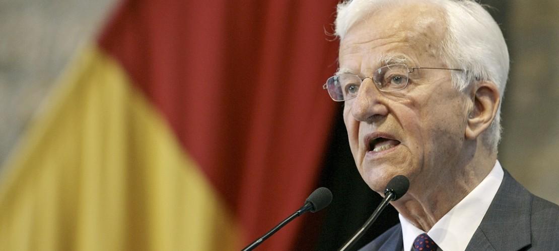 Richard von Weizsäcker war viele Jahre Bundespräsident von Deutschland. Nun ist er im Alter von 94 gestorben. (Foto: dpa)