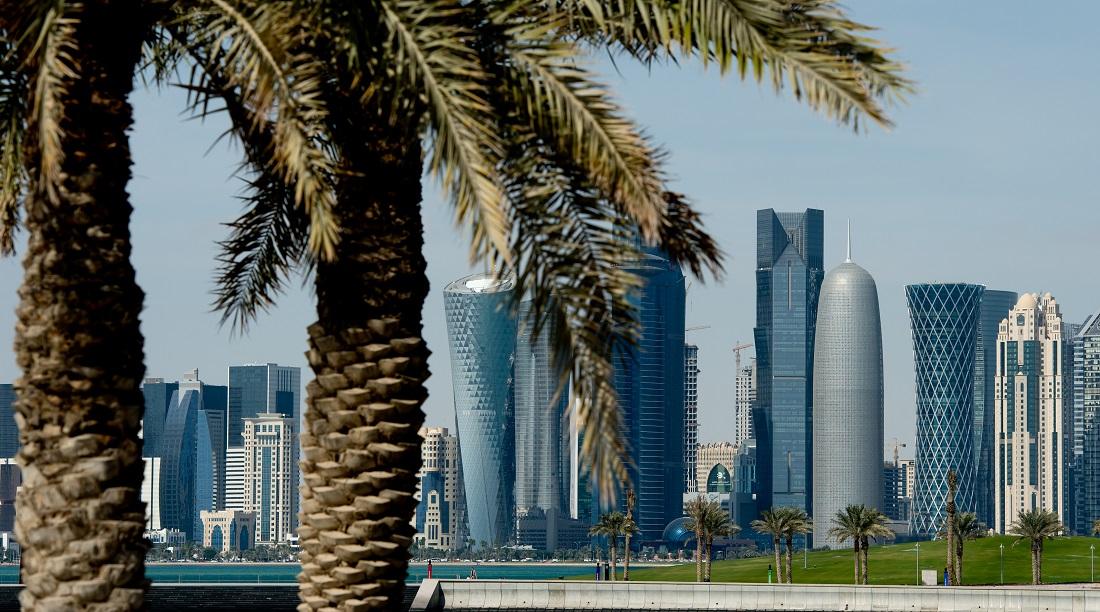 In dem heißen Land Katar soll 2022 die Fußball-WM stattfinden. (Foto: dpa)