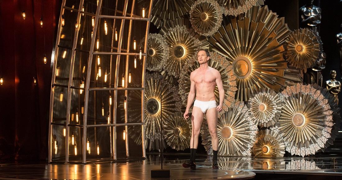 Der Moderator kam einmal auch in Unterhose auf die