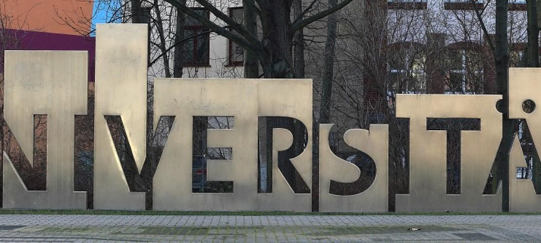 Professoren unterrichten an einer Hochschule. Zum Beispiel an der Universität. (Foto: dpa)