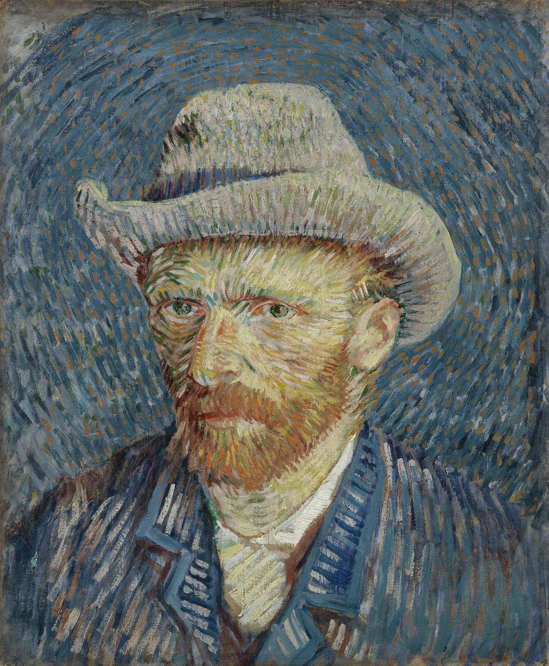 Erst im Alter von 27 Jahren entschied Vincent van Gogh, sich als Maler zu versuchen. (Foto: dpa)
