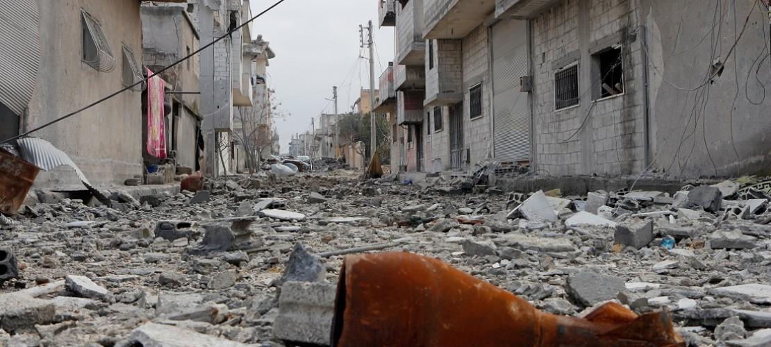 In Syrien herrscht seit Jahren Krieg. (Foto: dpa)