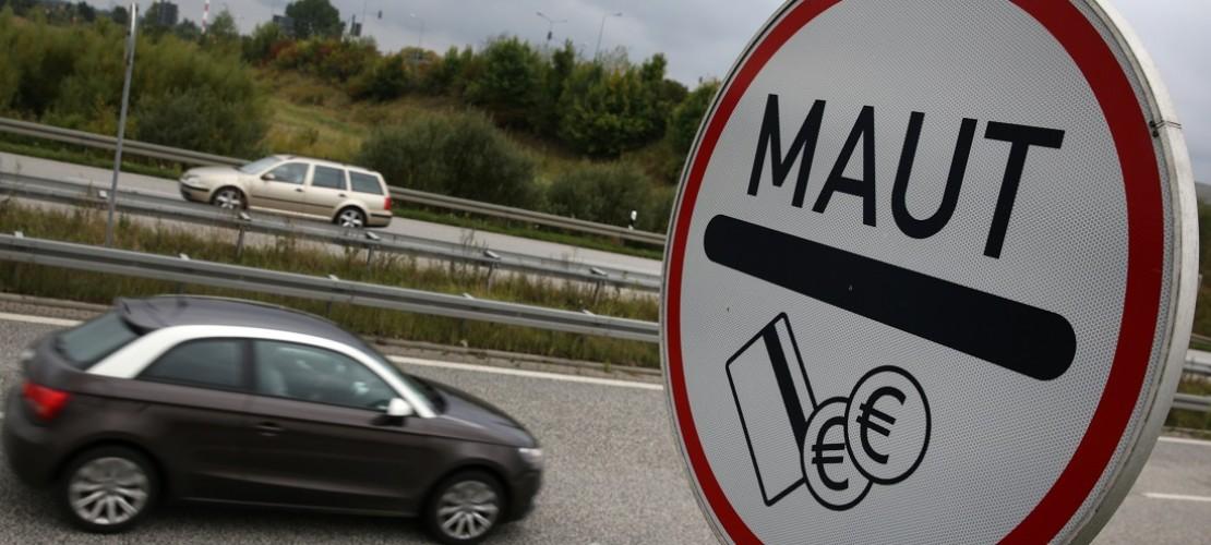 Auch Deutschland bekommt nun eine Maut für Autofahrer. (Foto: dpa)