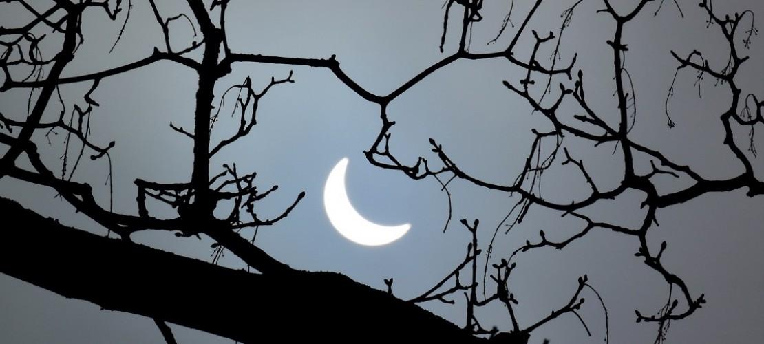 Sonnenfinsternis: Im Norden wurde es dunkel