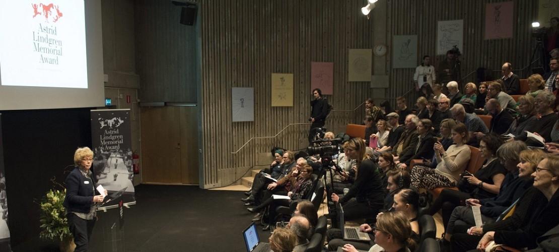Der Astrid-Lindgren-Preis geht in diesem Jahr an eine Organisation aus Südafrika. (Foto: dpa)