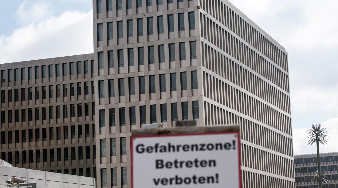 Das ist die Zentrale des Bundesnachrichtendienstes in der Stadt Berlin. (Foto: dpa)