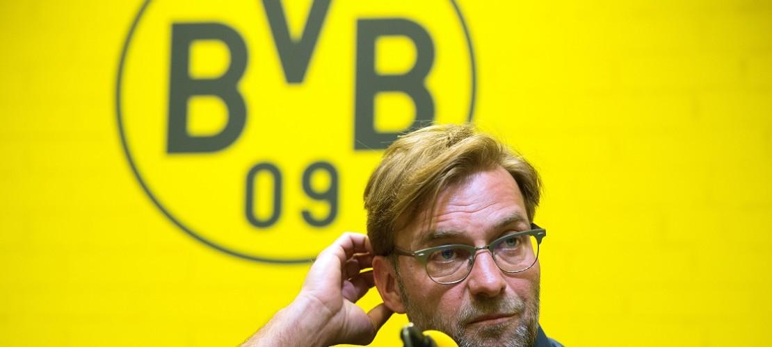 Trainer Jürgen Klopp verlässt Borussia Dortmund nach etwa sieben Jahren zum Saisonende. (Foto: dpa)