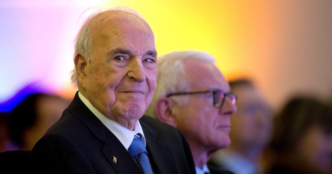 Der ehemalige Bundeskanzler Helmut Kohl wird 85 Jahre alt. (Foto: dpa)