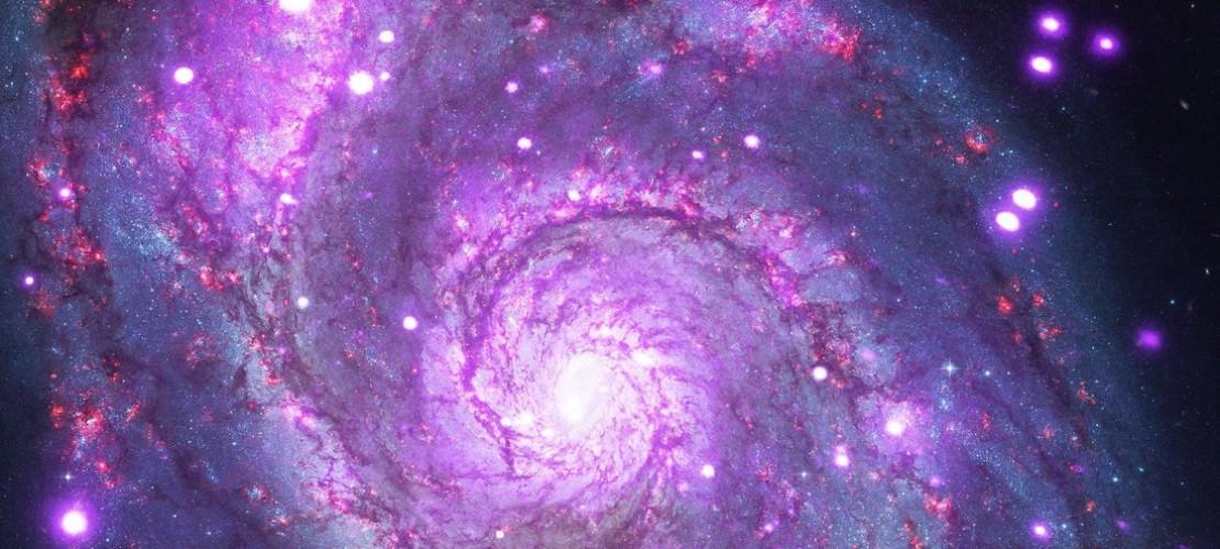 Wie ist der Weltraum entstanden? Woher kommen all die Sterne und Planeten? Woraus bestehen sie? Im Weltall gibt es jede Menge zu entdecken. (Foto: dpa)
