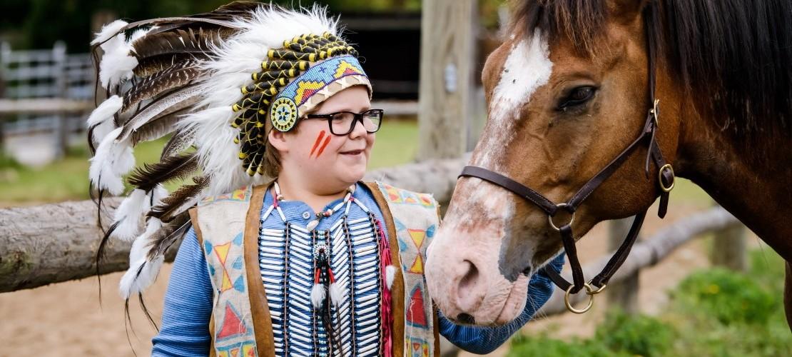 """Was du zum Start von """"Winnetous Sohn"""" über Indianer wissen musst"""