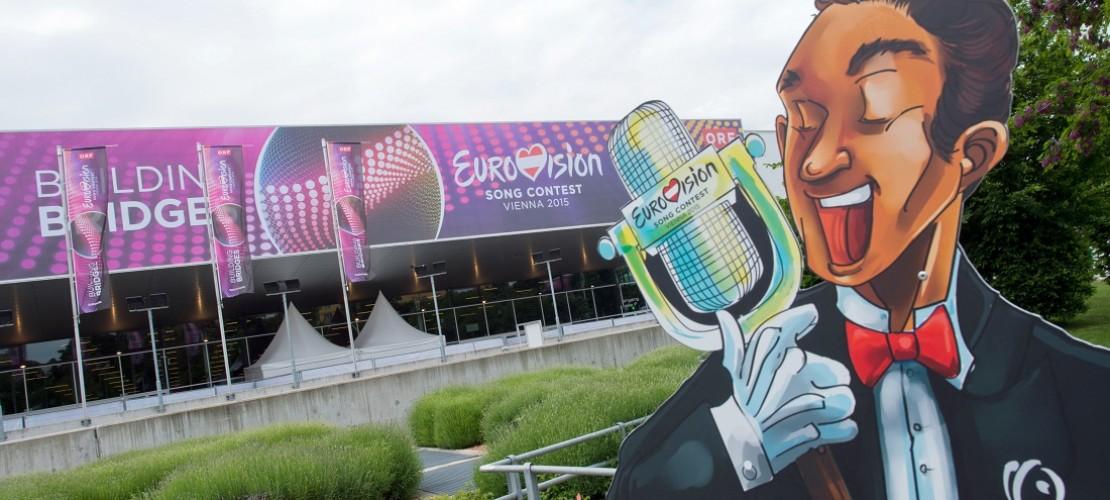 Der Eurovision Song Contest ist ein wichtiger Gesangs-Wettbewerb zwischen Ländern. (Foto: dpa)